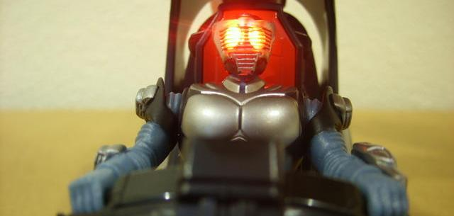 Kamen Rider Blank Knight with Advent Cycle