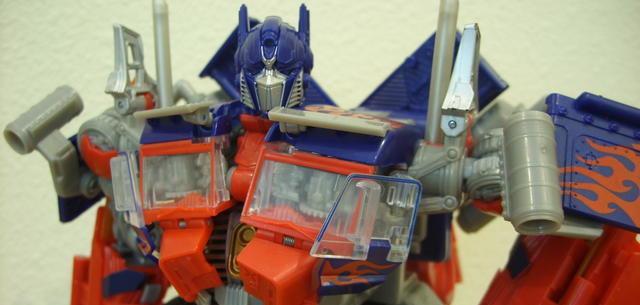Leader-class Autobot Optimus Prime