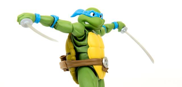 S.H. Figuarts TMNT Leonardo