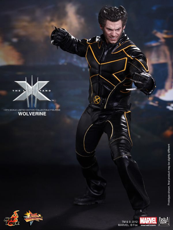 MMS Wolverine by Hot Toys   CollectionDX
