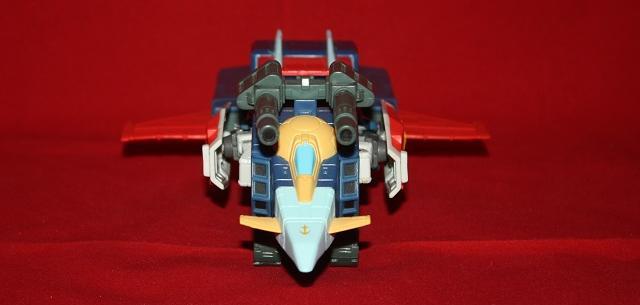 RX-78 Gundam & G-Fighter