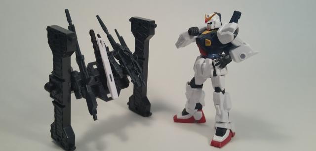 Unicorn Gundam (Destroy Mode)