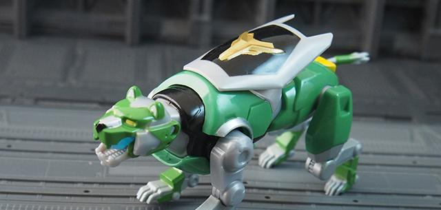 Voltron Green Lion