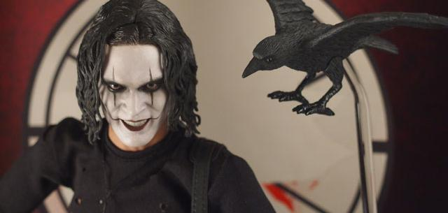Hot Toys The Crow