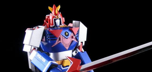 Voltes V Respect for Volt in Box