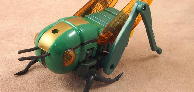 Grasshopper Insectbot