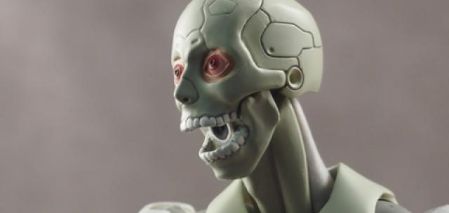 TOA Heavy Industries Synthetic Human