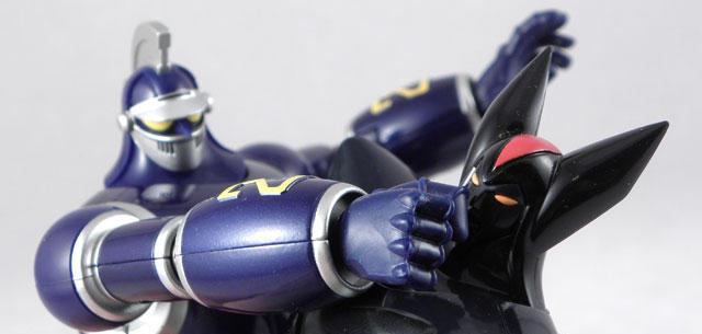 Tetsujin 28 VS Black Ox Set