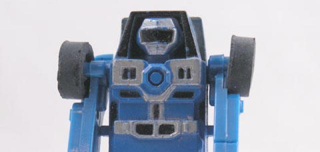 Buggy Robo (Buggyman)