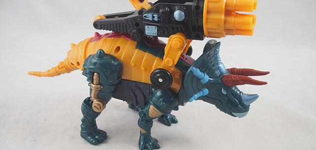 Robot Triceretops