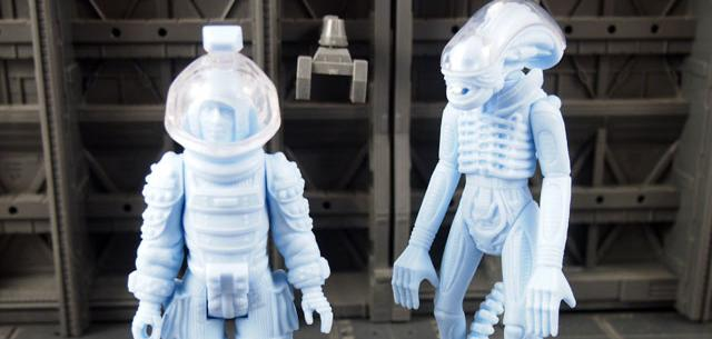 Alien ReAction SDCC Exclusive