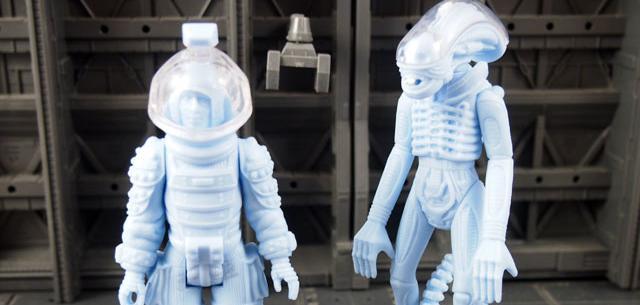 Alien ReAction SDCC Exclusive