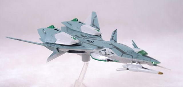 VF-25 Ghost & Weapons Set (Tamashii Web Exclusive)