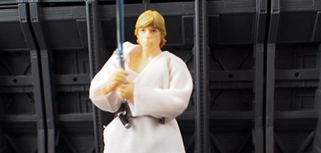 Star Wars Black Series Luke Skywalker