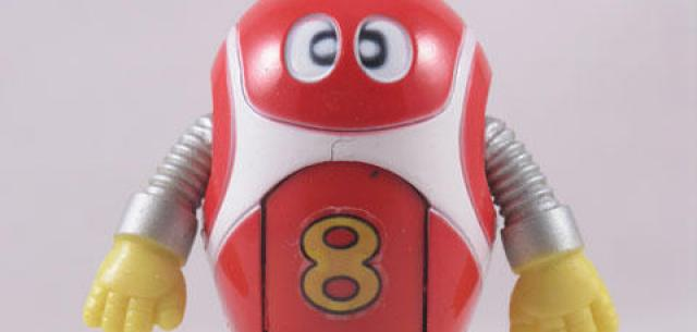 Robot Hacchan