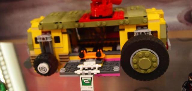 NYCC 2012: Lego