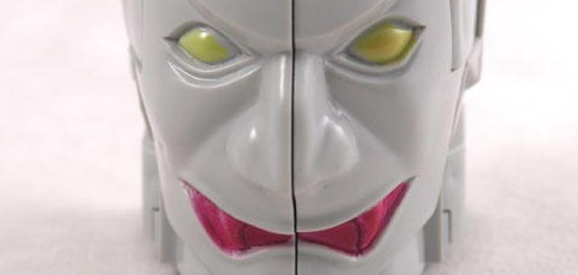 Devil Robot Change Robo