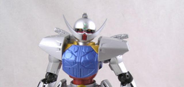Turn A Gundam Nano Skin Finish Ver.