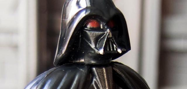 Darth Vader and Ahsoka Tano