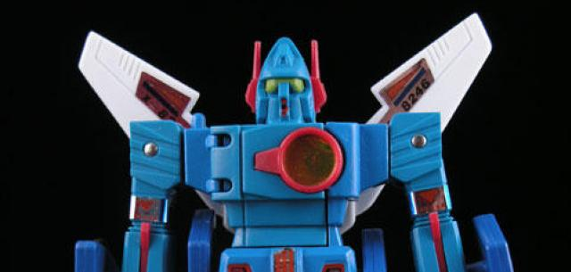 XA Fighter Robot