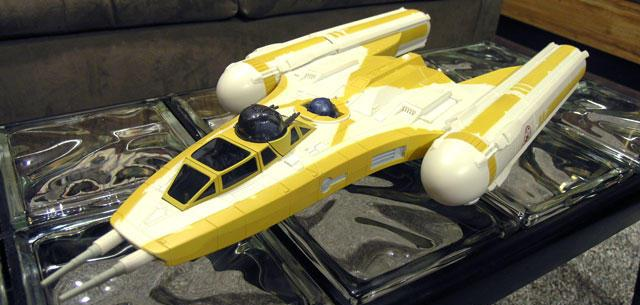 Y-Wing Bomber