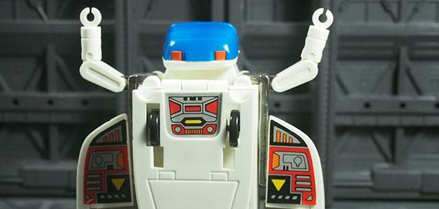 New Shinkansen Robot
