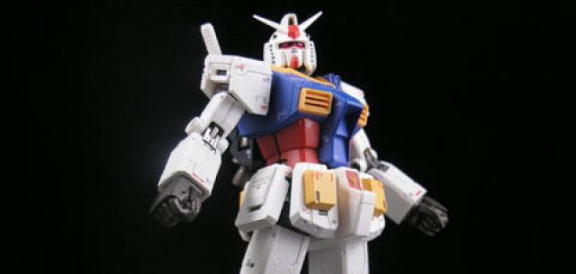 Gundam the ORIGIN RX-78-02