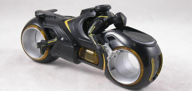 Deluxe Light Cycle: Clu