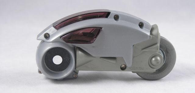 Laser Cycle & Robot