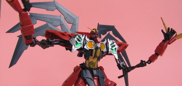 Gundam Virsago Chest Break
