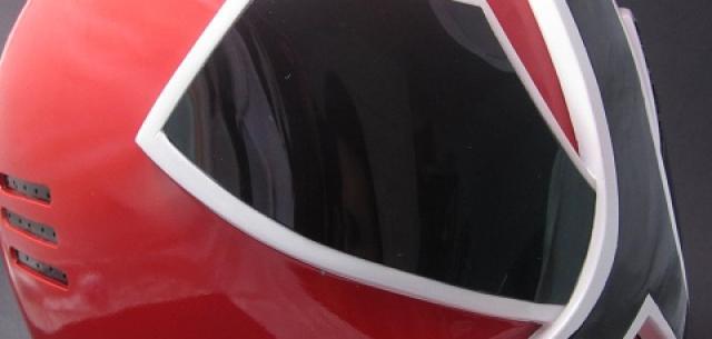 Shinken Red Helmet