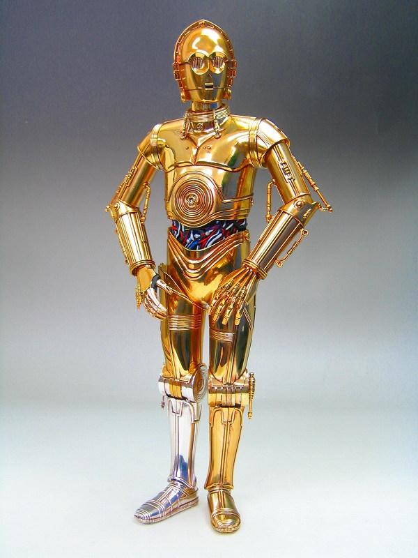 C-3PO wird bald von Xatar gespielt