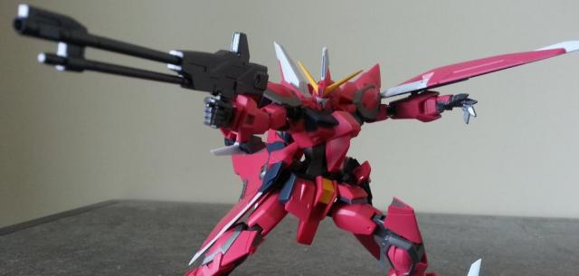 Robot Spirits Aegis Gundam