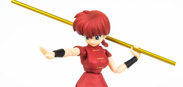 Ranma Saotome (Female Form)