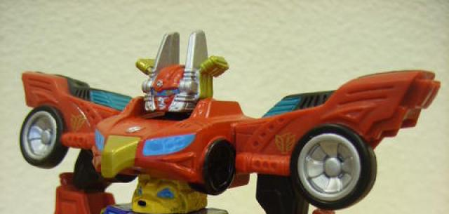 Retrofire High Octane Megazord