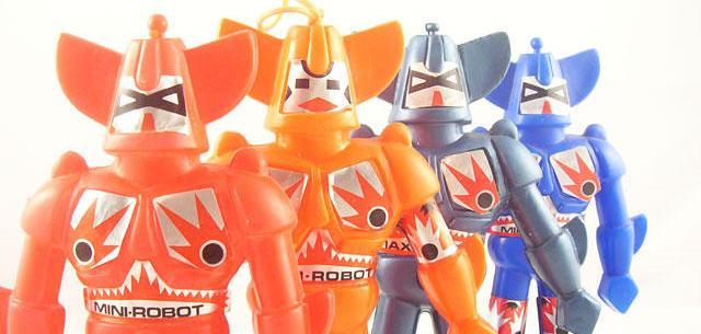 Mini and Maxi Robots