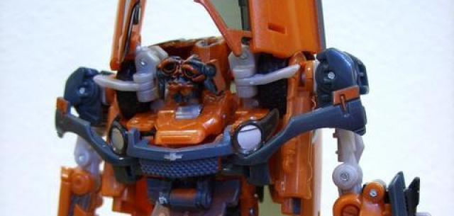 Deluxe-class Autobot Mudflap
