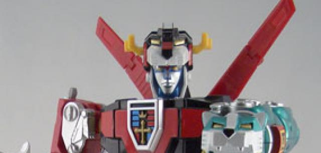 Voltron (SDCC 09 Metallic Paint Version)