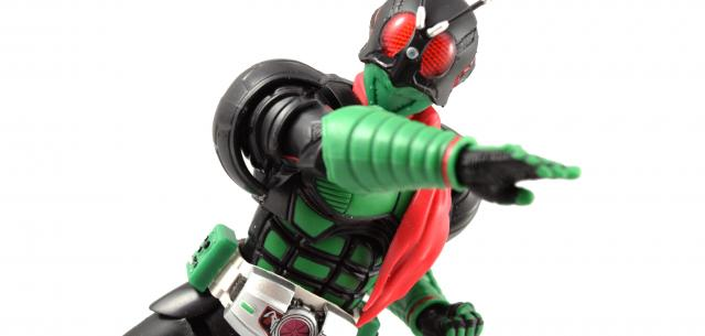 S.H. Figuarts Kamen Rider 1 Movie Version