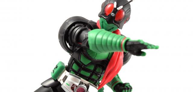 S.H. Figuarts Kamen Rider 1 Movie Version