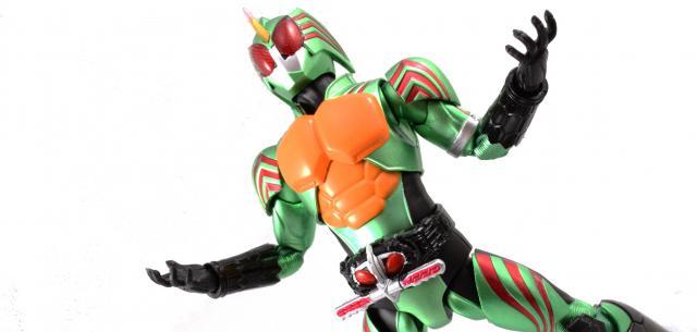 S.H. Figuarts Kamen Rider Amazon Omega