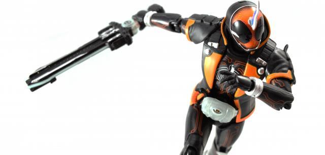 S.H. Figuarts Kamen Rider Ghost Ore Damashii