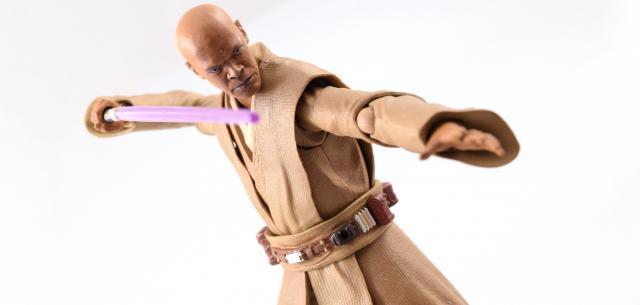 S.H. Figuarts Mace Windu (Star Wars)