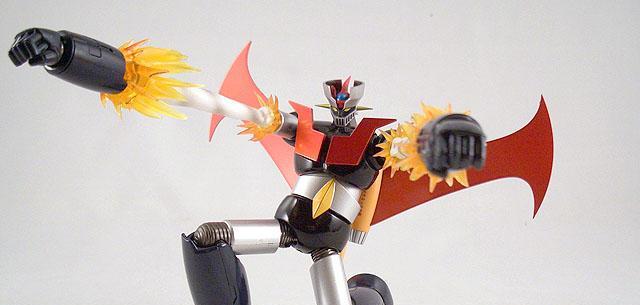 Mazinger Weapon Set