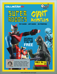Super Robots and Giant Monsters
