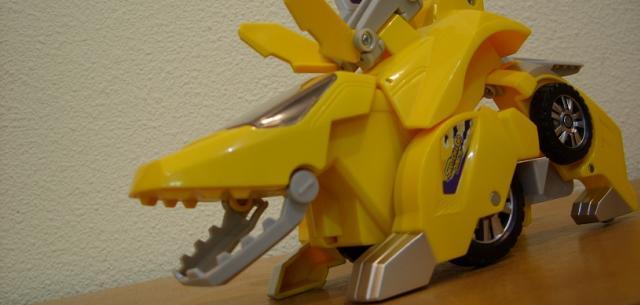 Tonn the Stegosaurus