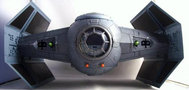 Darth Vader's Tie Advanced X1 Starfighter