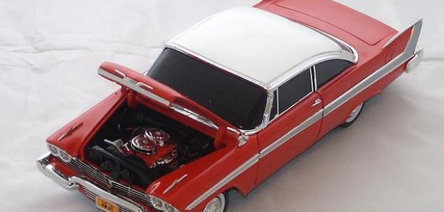 Christine 1958 Plymouth Fury