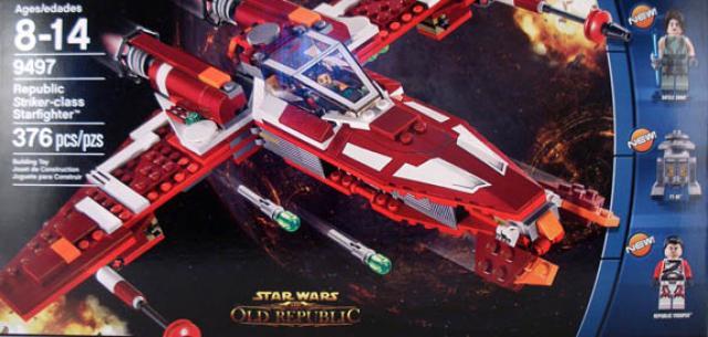 Republic Striker-class Starfighter