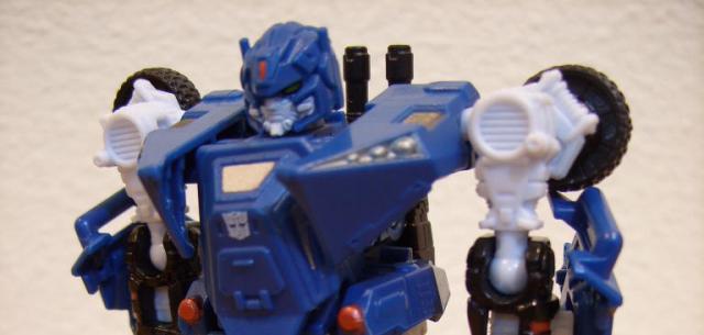 Scout-class Autobot Breacher